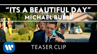 Michael Buble Video - The Part Where Michael Dances [Extra]
