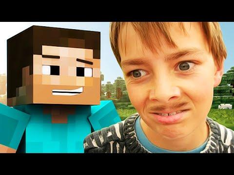 Weird Little Kid gets TROLLED on Minecraft Minecraft Griefing