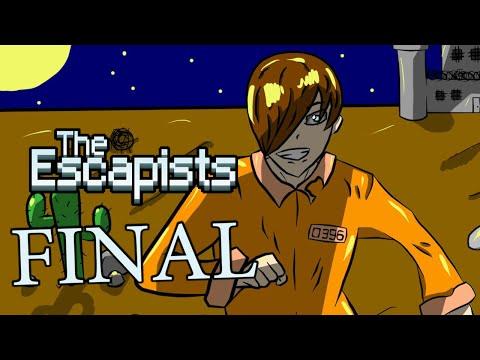 ТЮРЕМНАЯ ЖИЗНЬ! The escapists #14 ФИНАЛ