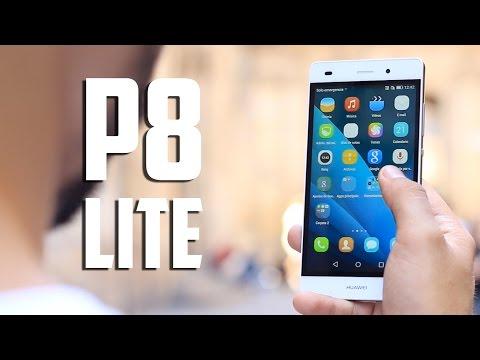 Huawei P8 Lite. Review en español