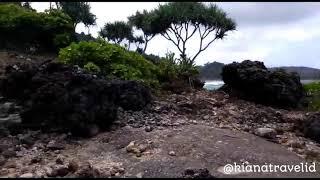 Kiana Travel on Trip: Taklukan Pantai Kedung Tumpang