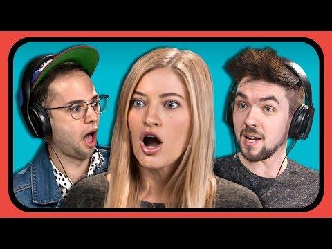 YOUTUBERS REACT TO MOMO (Scary Meme or Hoax?)