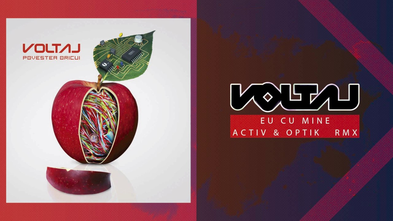 Voltaj - Eu cu mine (Activ & DJ Optick RMX)