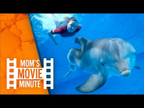 Dolphin Tale 2 | Mom's Movie Minute | FandangoMovies