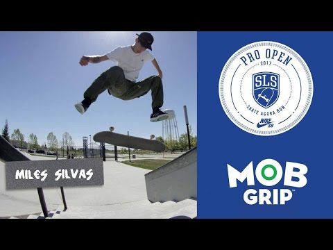 Mobtage: SLS Pro Open | Barcelona, Spain 2017 Contestants | Miles Silvas, Louie Lopez + More!