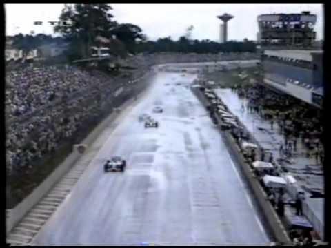 GP von Brasilien Rennen 2.