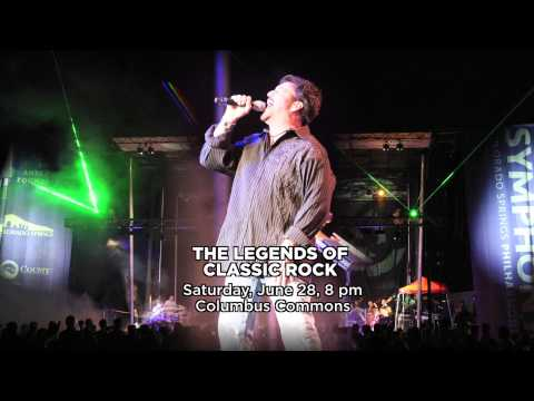 Picnic with the Pops 2014: The Legends of Rock