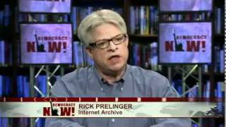 Pioneering Internet Archivists Brewster Kahle and Rick Prelinger on Preservation in the Digital Age