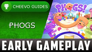 Phogs - Gameplay **EARLY PREVIEW** (Xbox Summer Game Fest)
