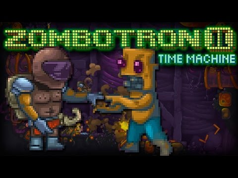 Free Watch  zombotron 2 time machine stage 7 8 Movie Trailer