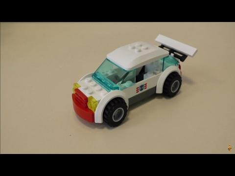 Как сделать самодельную машину из лего