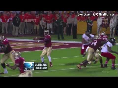 Florida State QB EJ Manuel 2012 Highlights ᴴᴰ