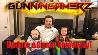 GunninGamerz Update - ETS2 Game Giveaway!
