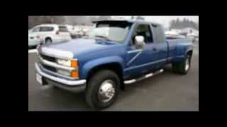 1997 Chevorlet CK3500 Dually at Stateline Auto Group in Ashtabula County Ohio near Erie, PA