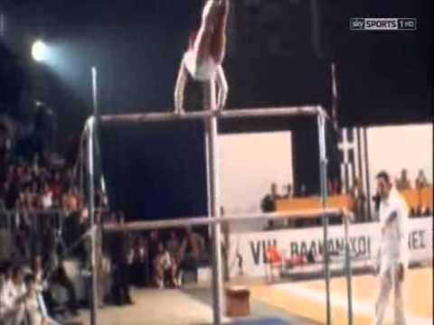 Nadia Comaneci - Gymnastics Documentary
