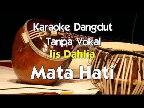 Karaoke Iis Dahlia  Mata Hati