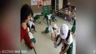 VietCleaning Cung Cấp Dịch Vụ Vệ Sinh Làm Sạch Trường Học Chuẩn Quốc Tế