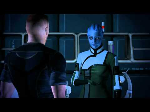 All of Liara's Romance Dialog Mass Effect to Mass Effect 3 Part 1