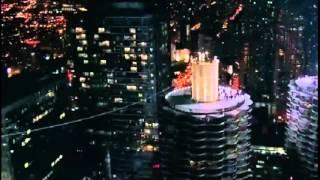 Nik Wallenda's Tightrope Walk Between Chicago Skyscrapers