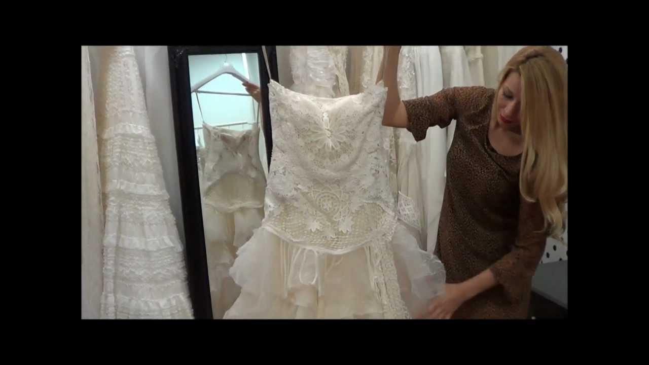 Tendencias vestidos de novia y fiesta el tocador - Tocadores vintage ...