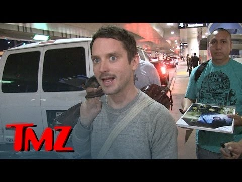 Elijah Wood -- They Got Gollum All Wrong in Turkish Prez Case