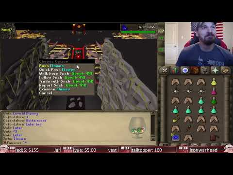 B0ATY GETS HILT - BEST OF RUNESCAPE TWITCH MOMENTS #143
