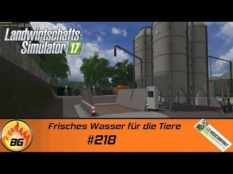 LS17 - Stappenbach #218 | Frisches Wasser für die Tiere | Let's Play [HD]