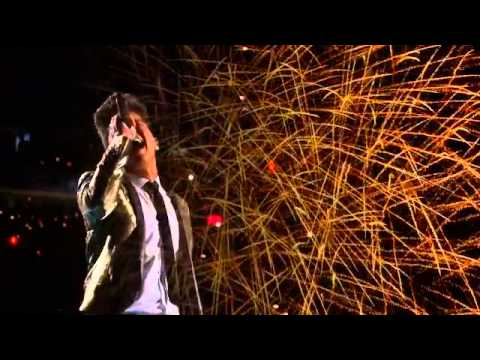 Bruno Mars - Super Bowl 2014 - Just The Way You Are