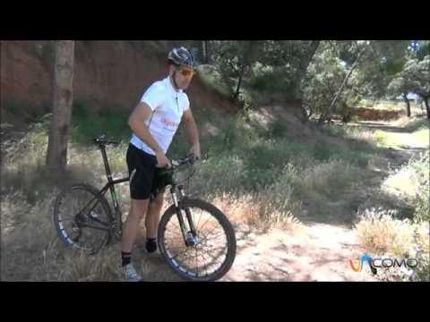 Cómo hacer saltar la bici