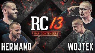 Rap Contenders 13 : Wojtek vs Hermano Salvatore