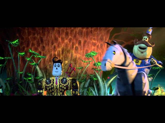 The Book of Life -- Official Trailer #2 2014 -- Regal Cinemas [HD]
