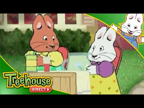 Max & Ruby - Ruby's Lemonade Stand / Ruby's Rummage Sale / Ruby's Magic Act - 12