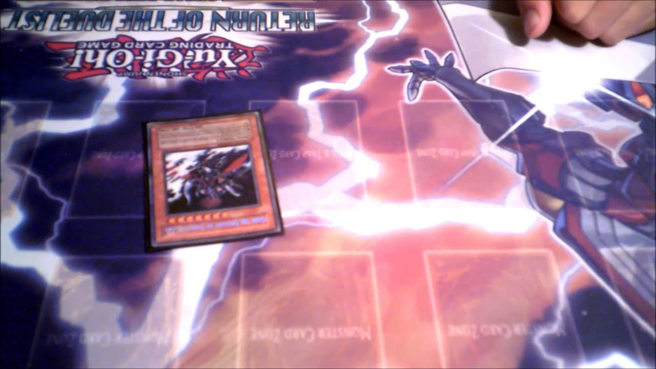 Yugioh Attack Directly Direct Attack Deck Profile yu
