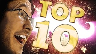 Top 10 Things Markiplier Does When Not Making Let