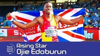 Ojie Edoburun   Rising British Sprinter   Trans World Sport