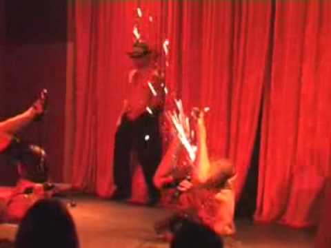 Zoe L'amore & Tigerlil Angle Grinder Act video