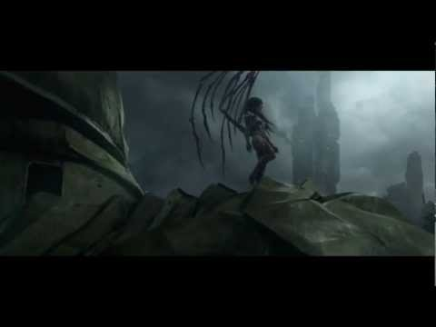 StarCraft 2: Heart of the Swarm Official Opening Cinematic Blizzard SC2Hots Intro SCII [HD]