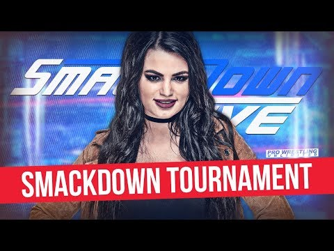 Paige Announces Three Week Tournament On Smackdown Live