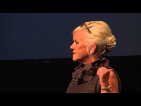 Normal...Is A Dryer Setting | Debra Jenkins | TEDxHuntsville