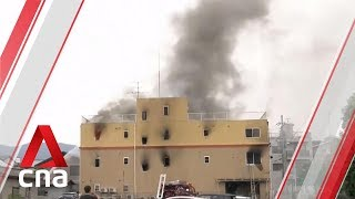 Japanese anime studio fire death toll rises to 33