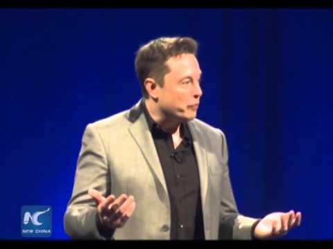 Tesla CEO Elon Musk on new battery product