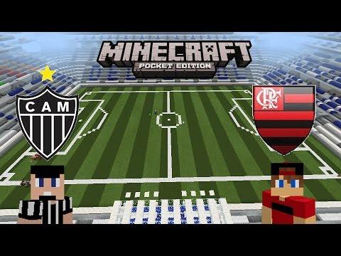 Futebol no Minecraft!?