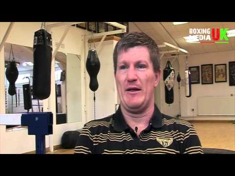Interview With Boxing Legend Ricky Hatton