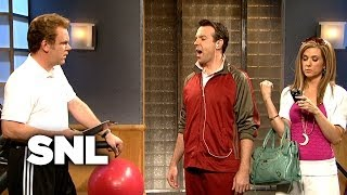 Two A-Holes Work Out with a Trainer - Saturday Night Live