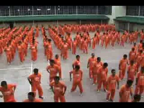 "NEW-Inmates at CPDRC dance to ""Hammer Time"" 08/30/08"