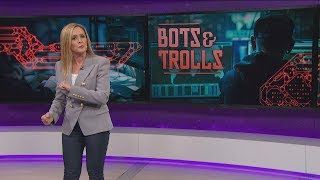 Russian Bots and Trolls | November 8, 2017 Act 2 | Full Frontal on TBS