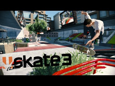 HOW TO DOWNLOAD CUSTOM SKATE 3 PARKS 2017