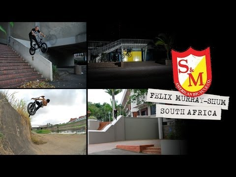 Felix Murray-Shum X South Africa