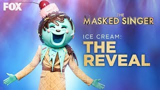 The Ice Cream Is Revealed As Ninja | Season 2 Ep. 1 | THE MASKED SINGER