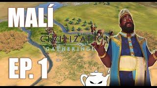 CIVILIZATION VI: MALI #01 · ¡SEÑOR DINEROS! · DEIDAD en ESPAÑOL